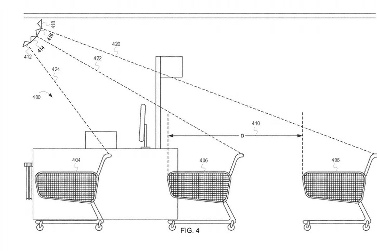 walmart secured a patent to eavesdrop on shoppers and