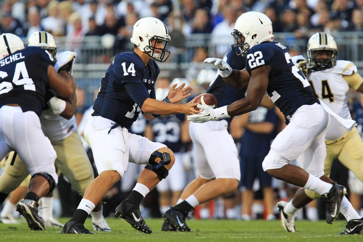 Penn State should roll.
