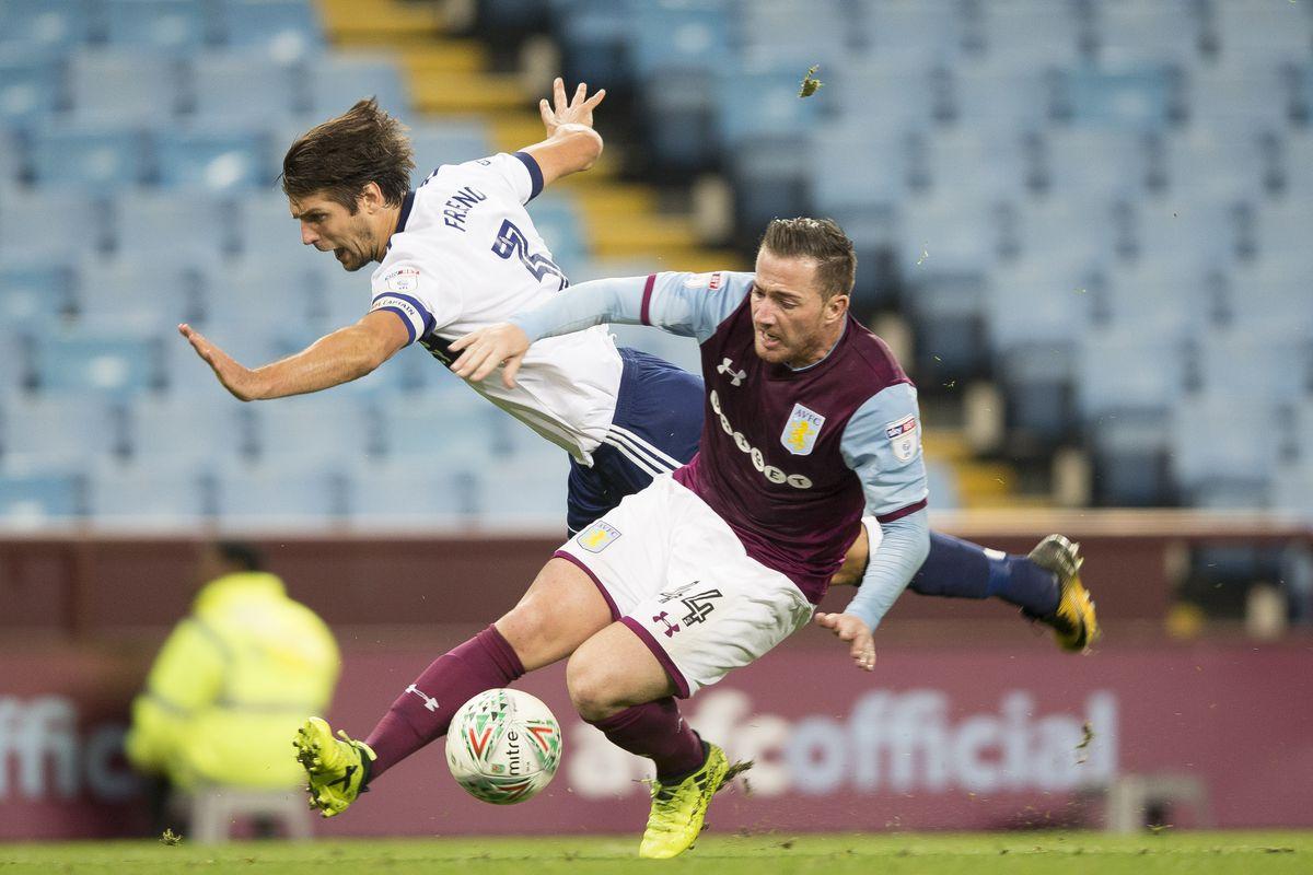 Aston Villa v Middlesbrough - Carabao Cup Third Round