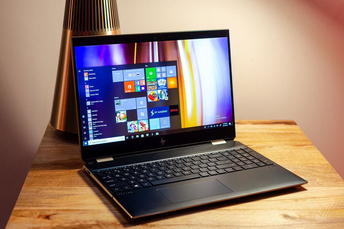 Hp S Latest Spectre X360 Has A New Angular Design And 22 5