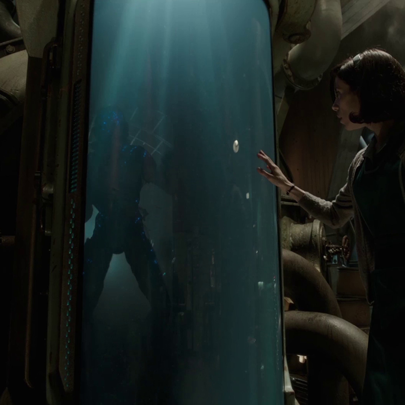 Guillermo del Toro's The Shape of Water is a sentimental fish