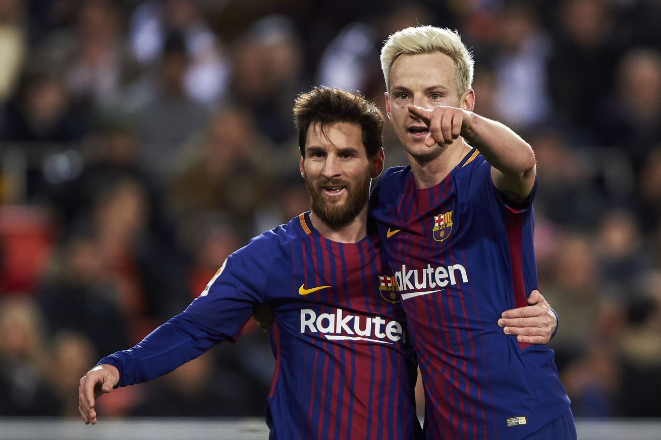 Croatia ask Rakitic for advice on how to stop Messi