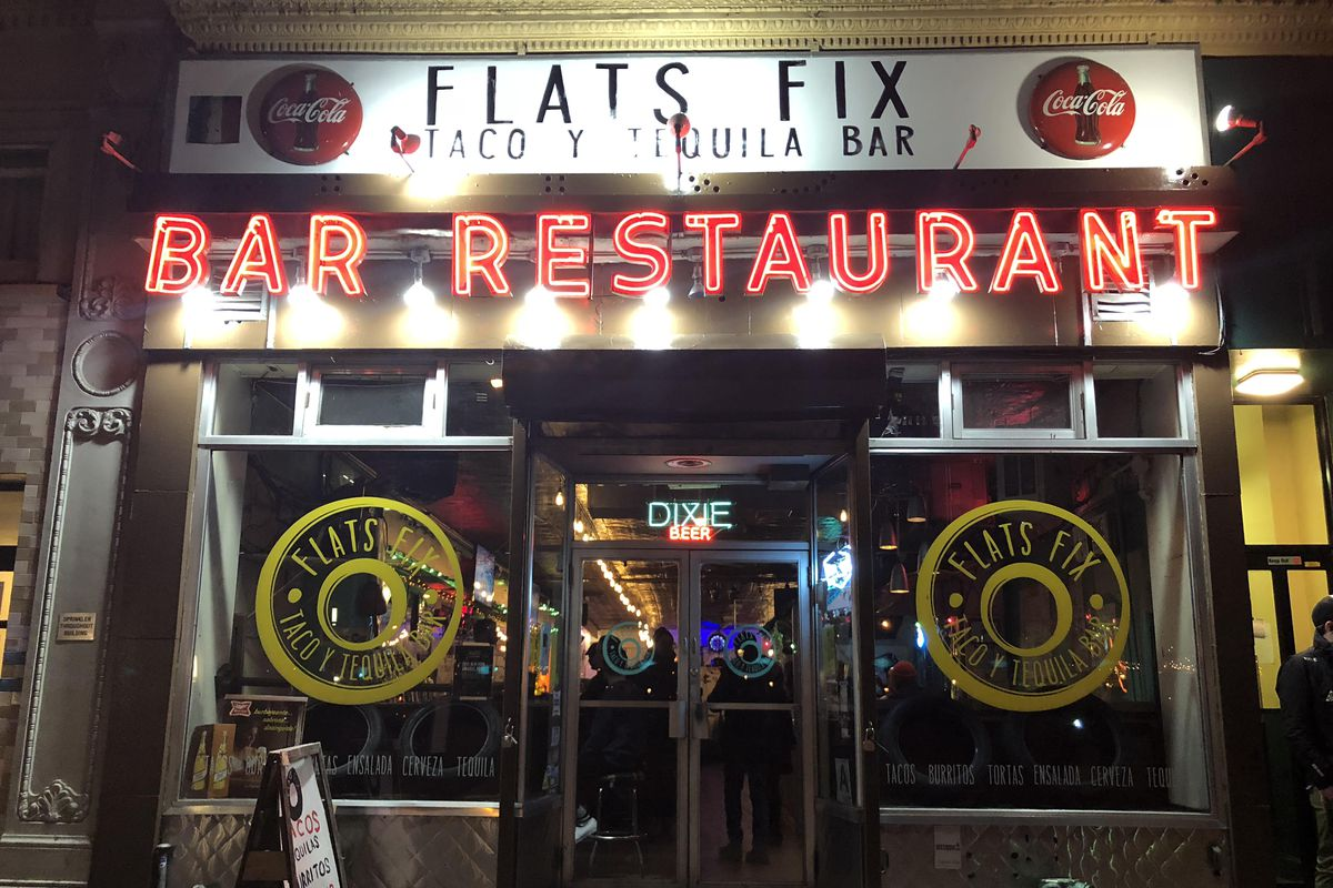 The New Flats Fix Photo By Marissa Castrigno