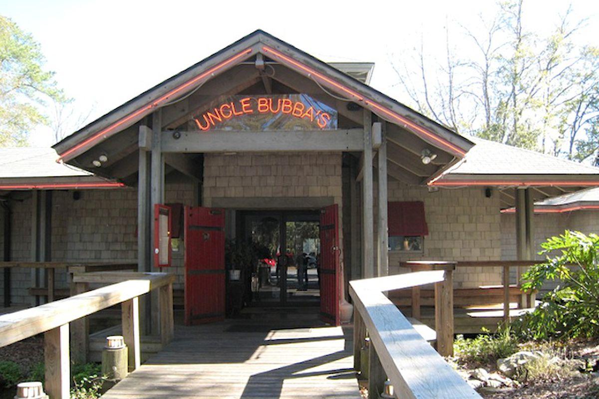 Uncle Bubba's, Savannah, Georgia