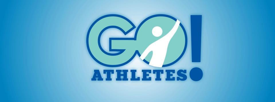 GO! Athletes logo