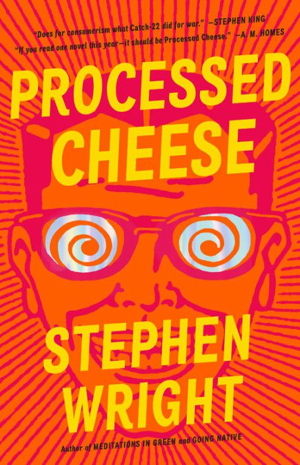 "Stephen Wright's ""Processed Cheese."""