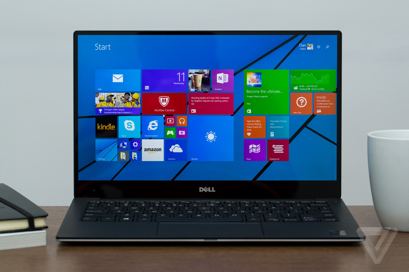 Dell's XPS 13 is a look at the future of laptops - The Verge