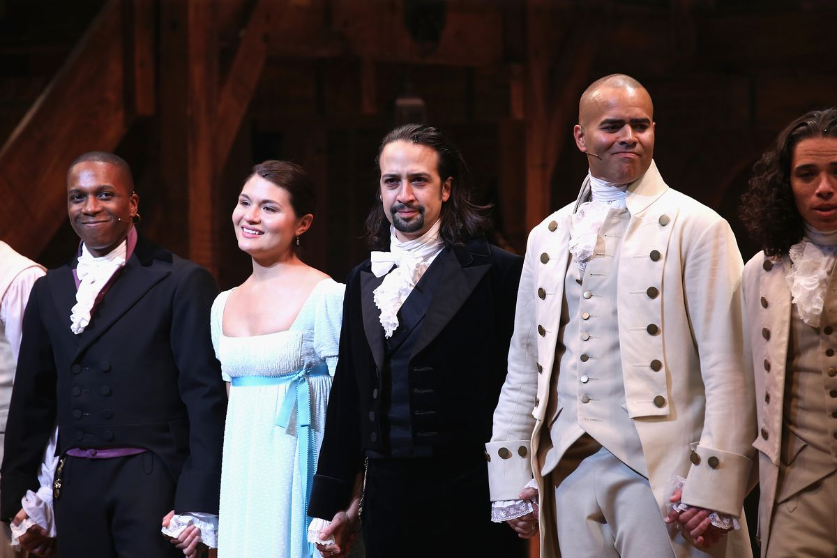 Hamilton is fanfic, and its historical critics are totally missing