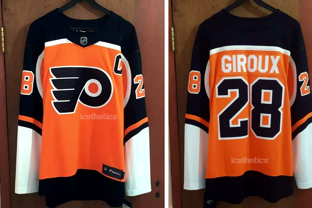 Nhl New Philadelphia Flyers Alternate Jersey Apparently Leaks Broad Street Hockey