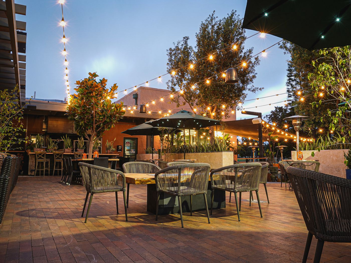 Mostly Outdoor Restaurant And Bar Arrives In Liberty Station Eater San Diego
