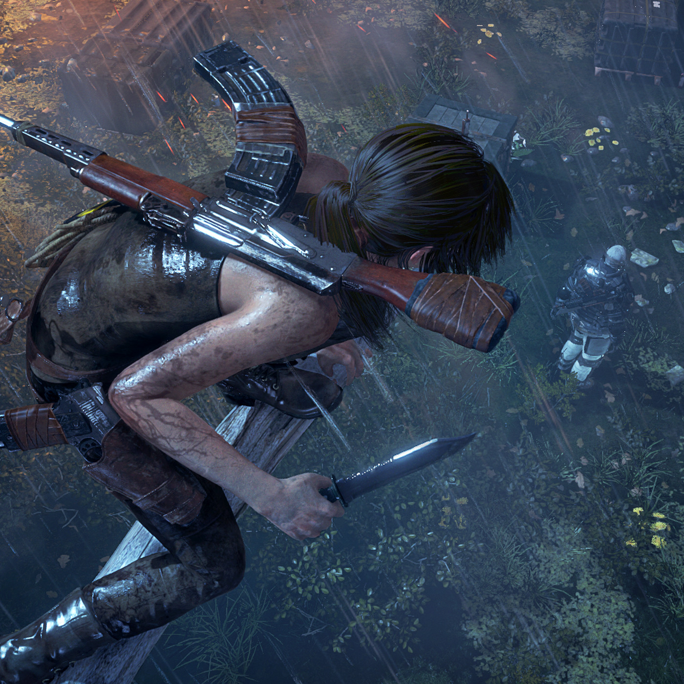 The New Tomb Raider Lets Twitch Viewers Influence The Gameplay