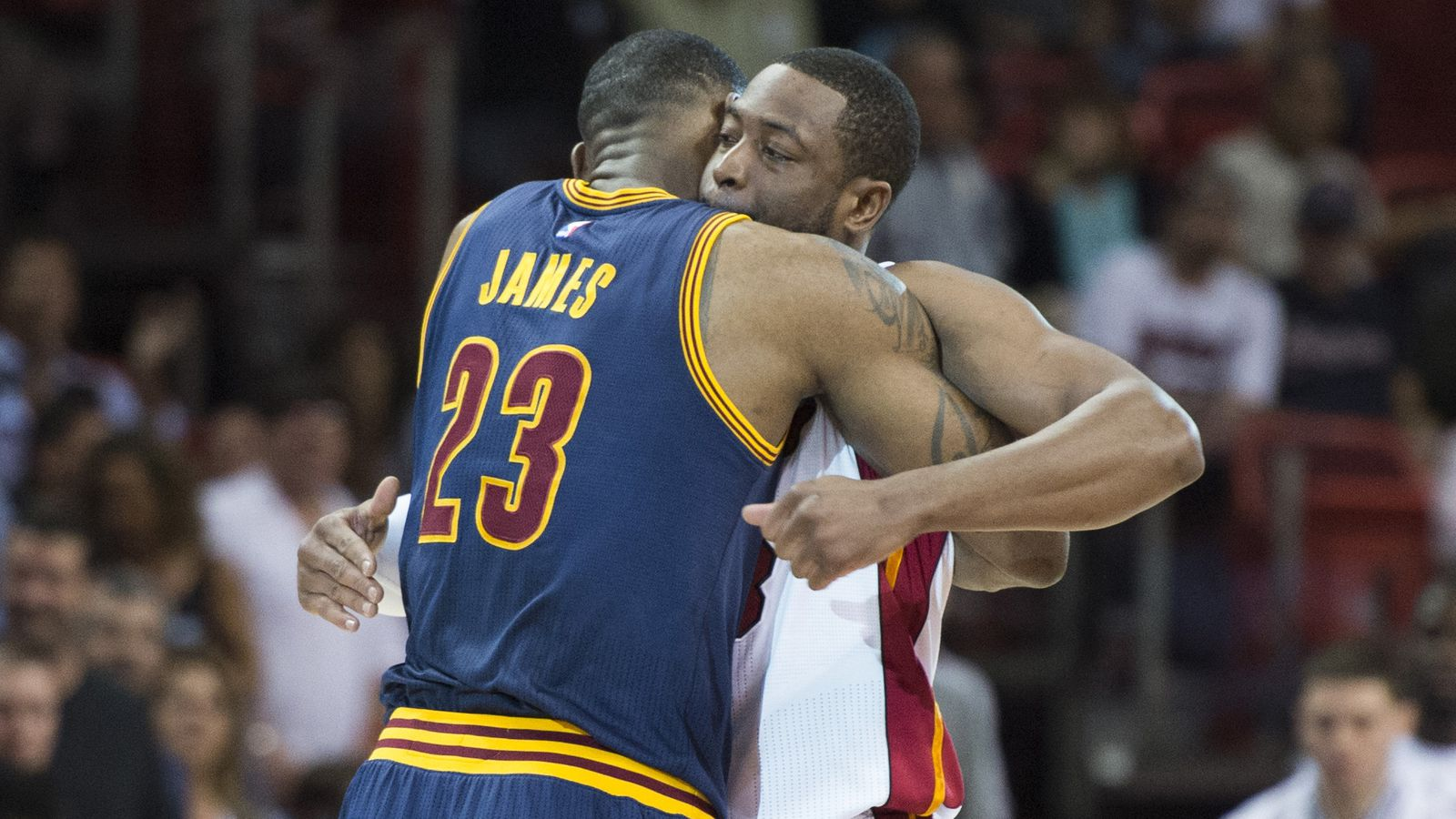 Why Wade could leave Miami to play with LeBron in ...