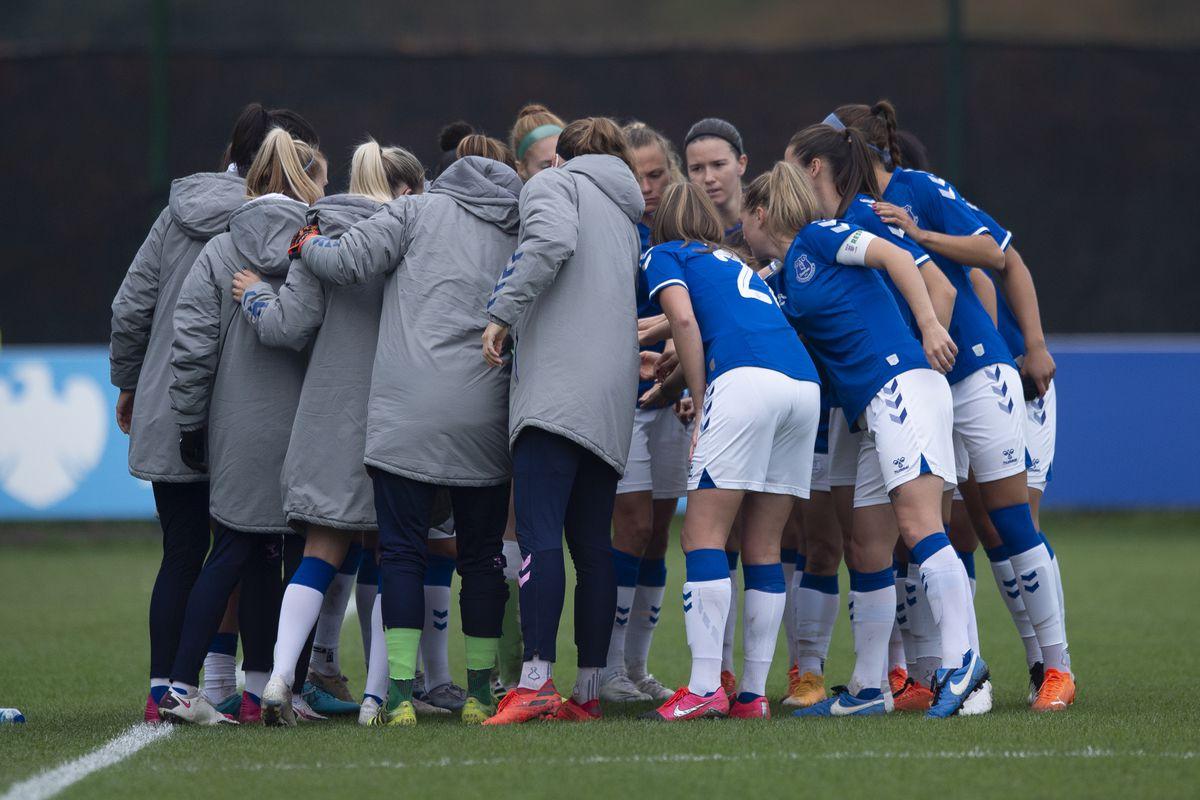 Everton Women v Brighton & Hove Albion Women - Barclays FA Women's Super League