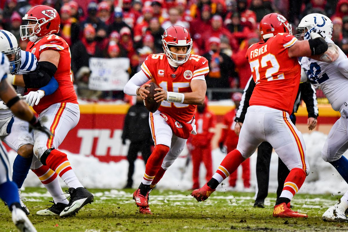 Image result for patrick mahomes divisional round