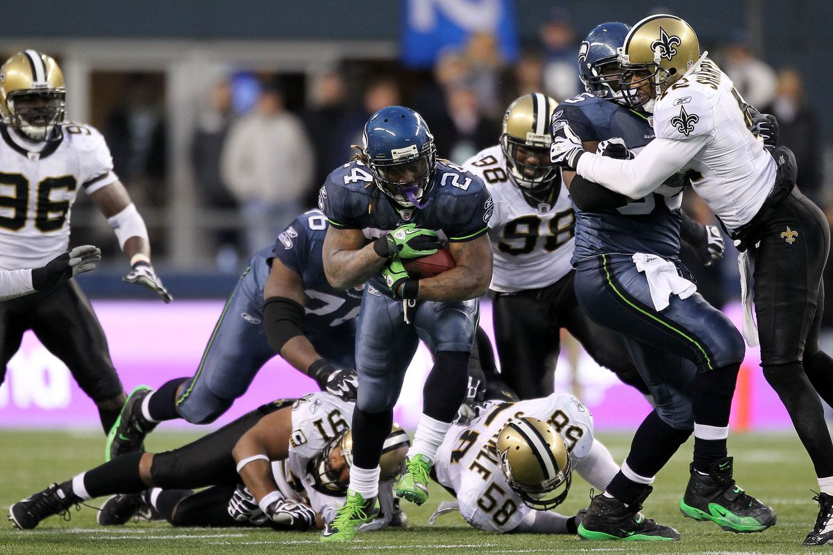 Wild Card Playoffs - New Orleans Saints v Seattle Seahawks