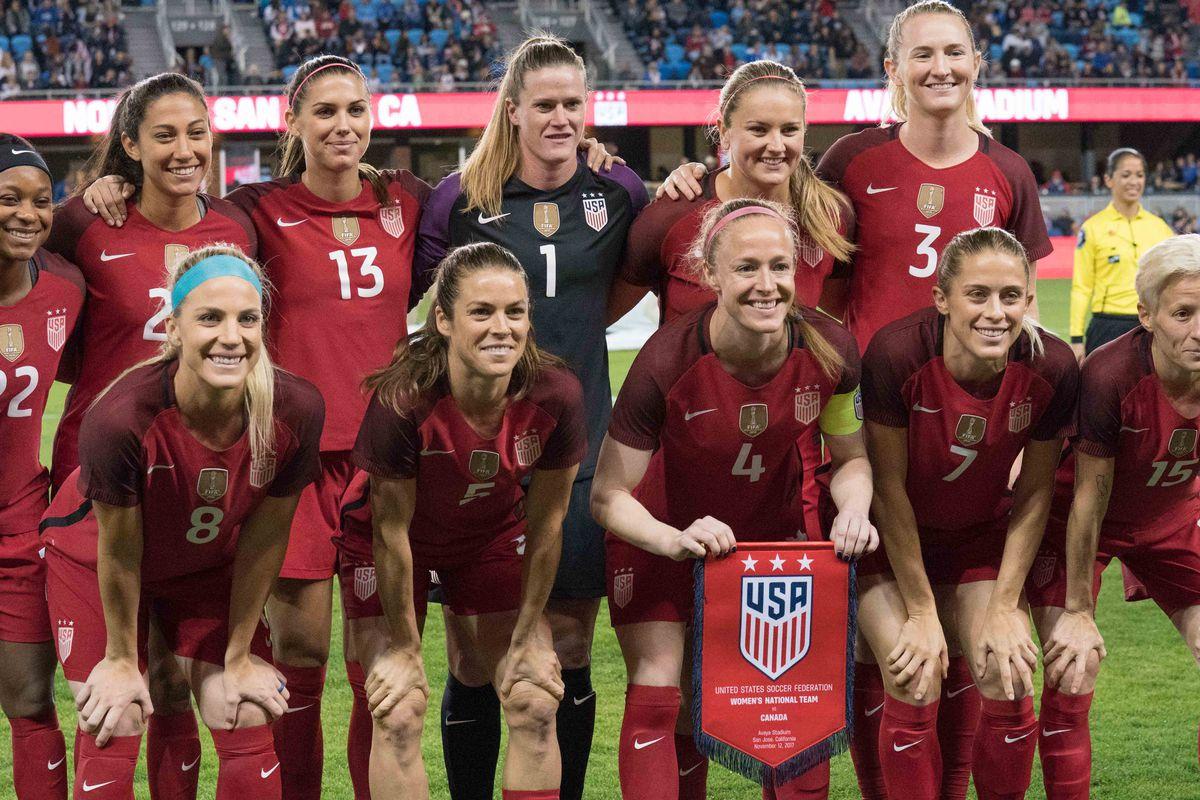 603cb79ed Us Womens National Soccer Team Shirts – EDGE Engineering and ...