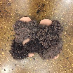 Brother Vellies Granny Lamu sandal, $85