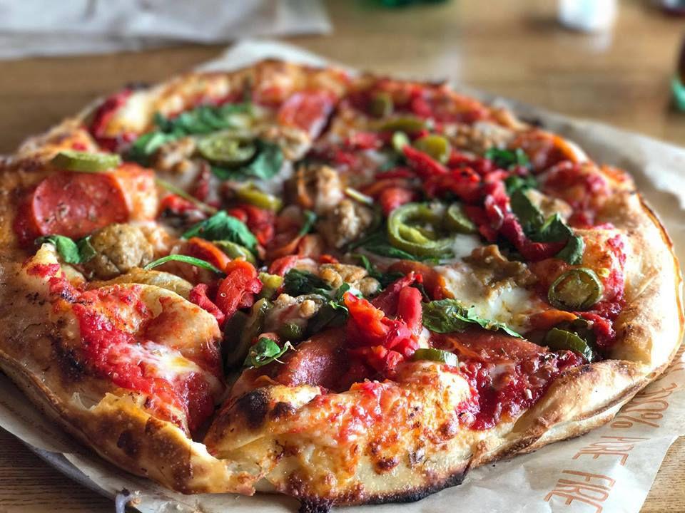 9d18cd45d23 LeBron James-Backed Pizzeria Blazes Into Staten Island - Eater NY