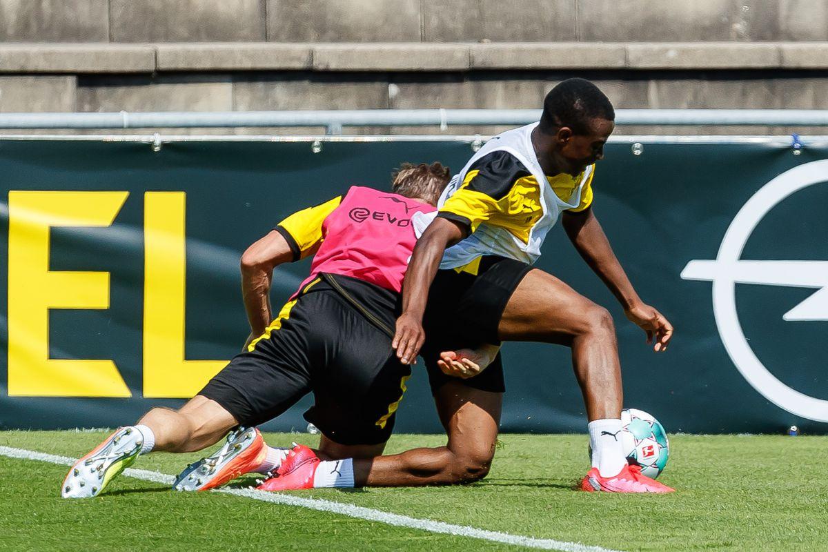 Borussia Dortmund Bad Ragaz Training Camp - Day 2