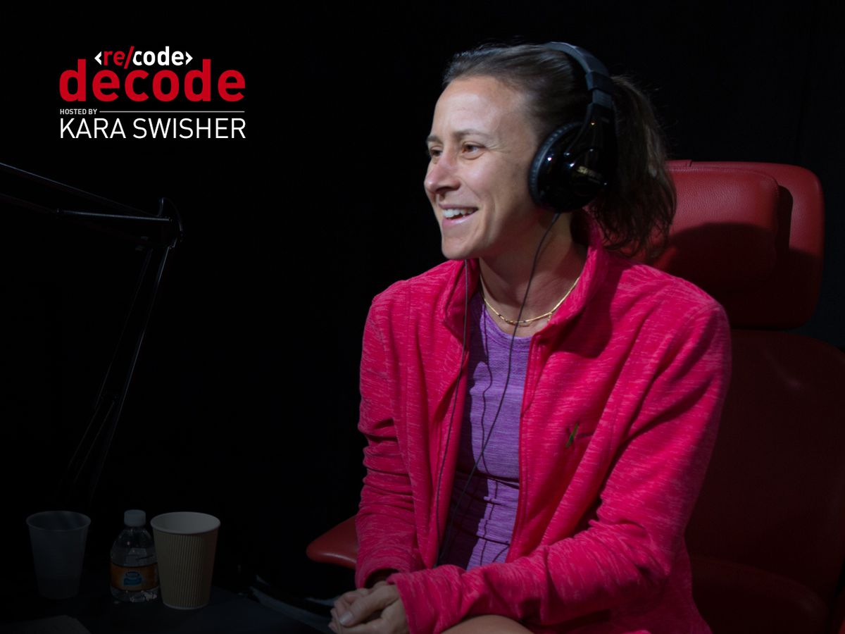 23andMe CEO Anne Wojcicki Talks Health Care, Theranos, Dating A-Rod on 'Re/code Decode'