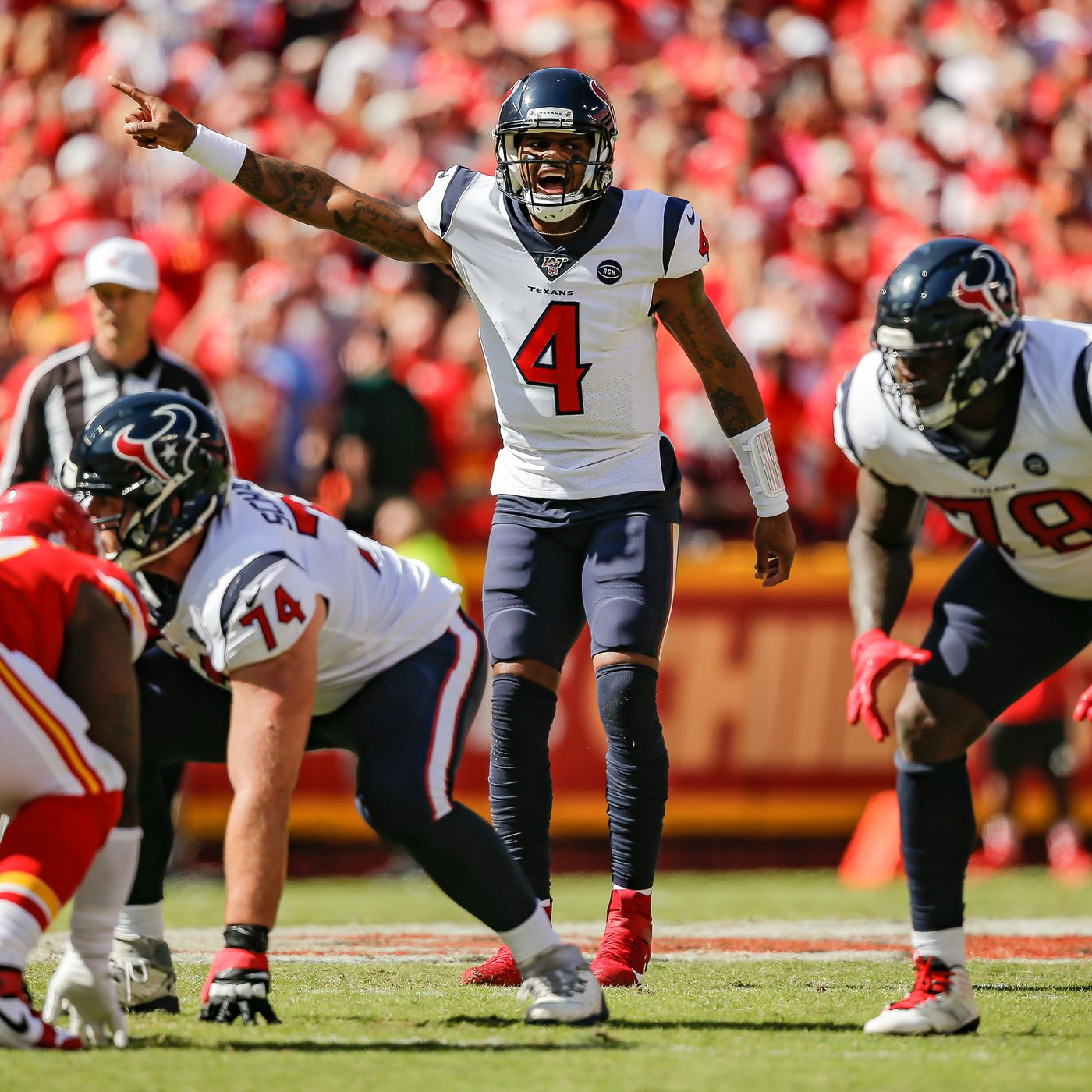 Nfl Playoffs 2020 Texans Vs Chiefs Game Time Tv Schedule Online Streaming Preview Bleeding Green Nation
