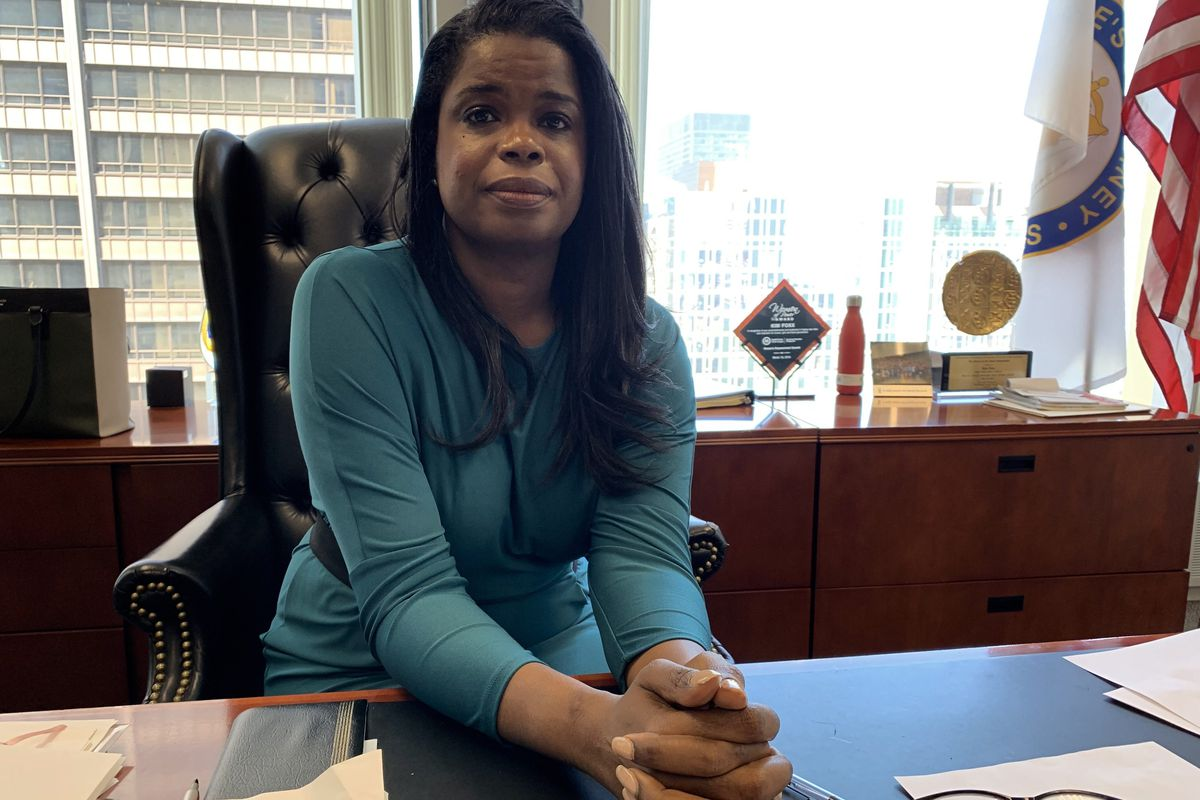kim Foxx weighs whether to work with Trump White House on criminal justice reform