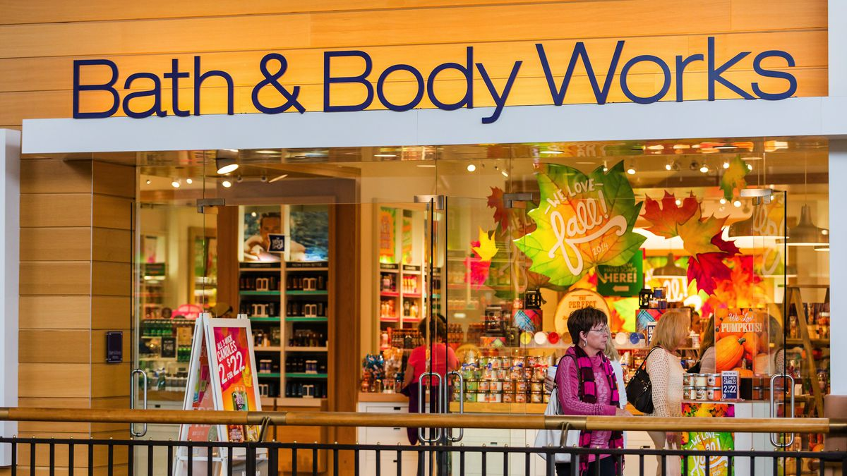 How Bath Amp Body Works Became America S Biggest Mall Beauty