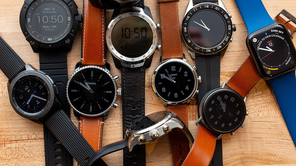 The Best Smartwatch To Buy For Iphone And Android The Verge
