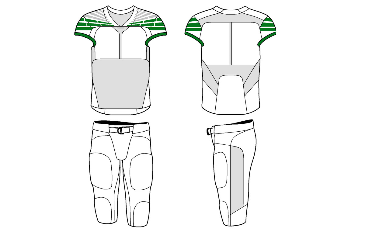 Once Again At The Forefront Of Nikes Technology Oregon Unveiled Pro Combat Mach Speed Template For 2013 Alamo Bowl No Longer Using A Flywire