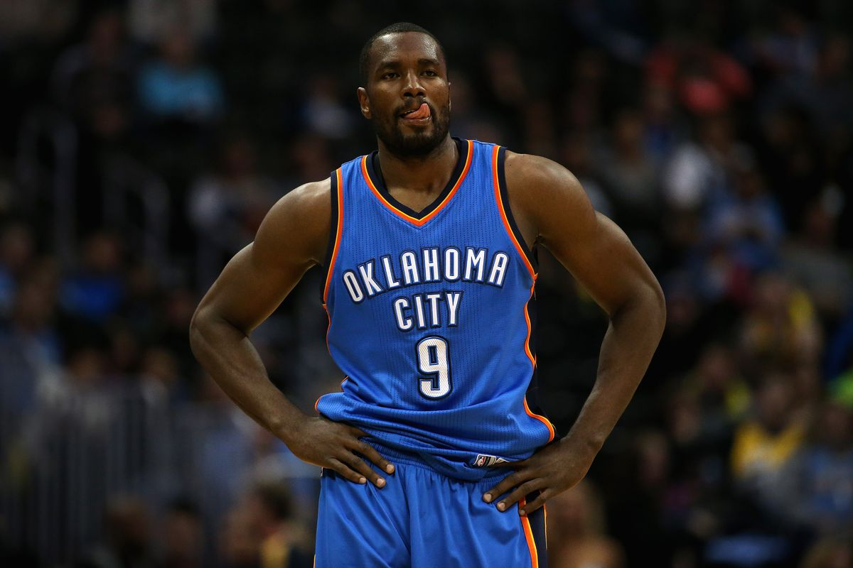 The Thunder traded Serge Ibaka a week before Kevin Durant's free agency, and it was the right ...