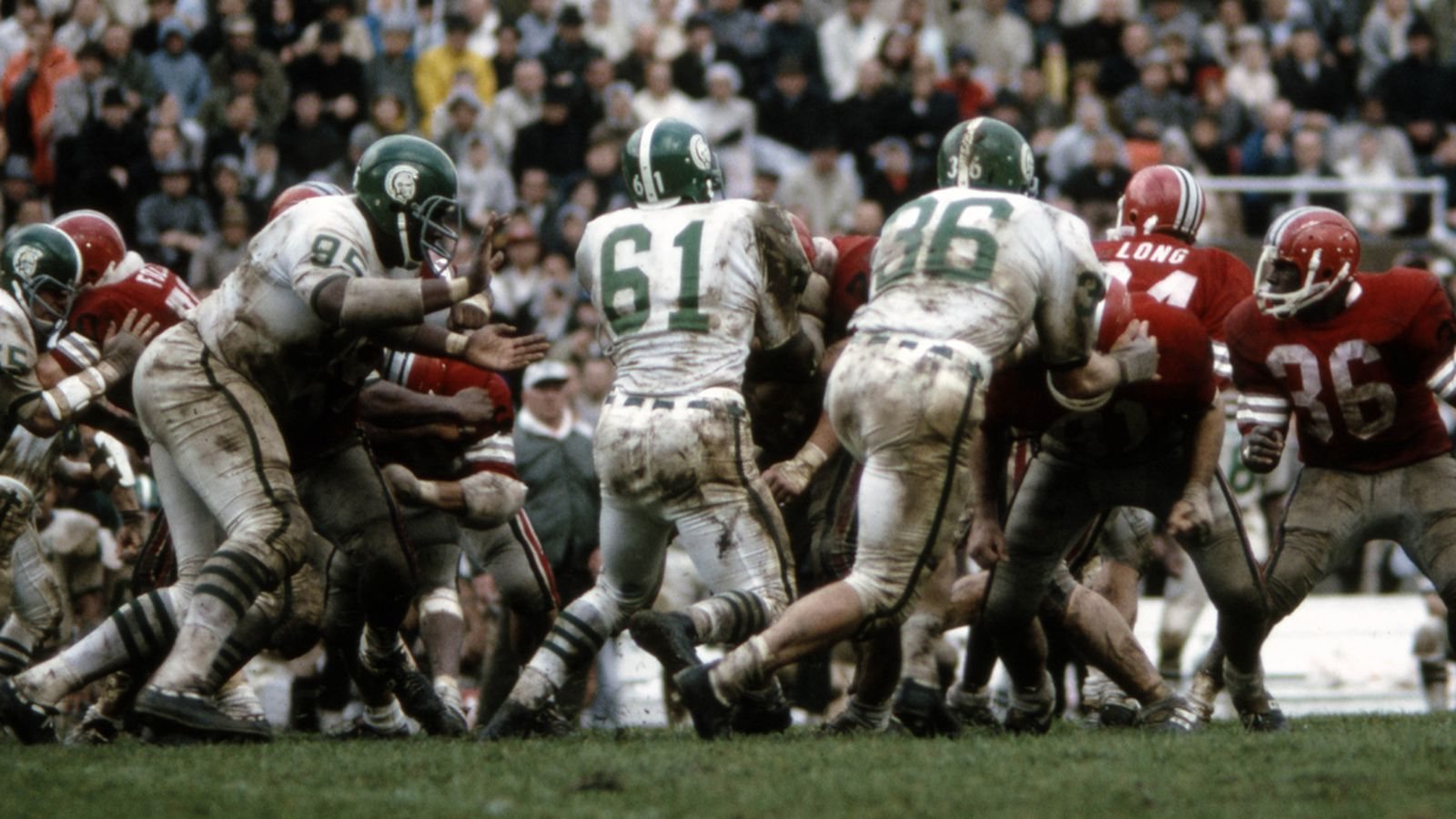 Photo (1966) of The  Bubba vs. State Week: the - Ohio Smith