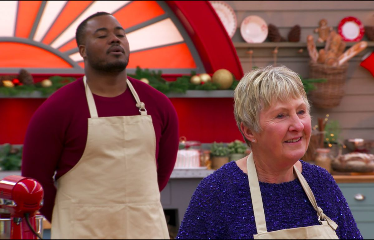 Great British Baking Show: Holidays' Cast: Rob Billington