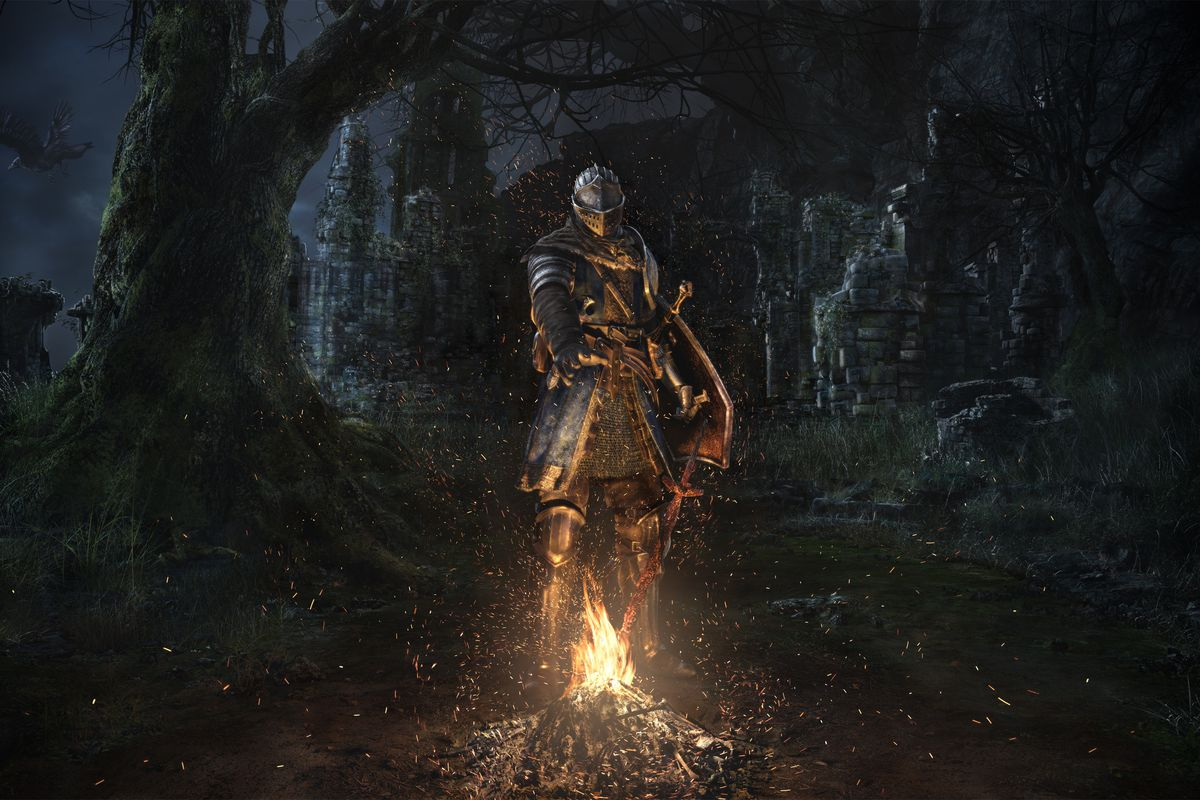 Dark Souls Coming To Nintendo Switch On Oct 19 Polygon