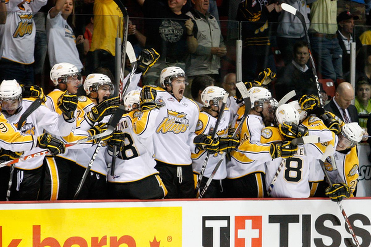 Robak's Wheat Kings win a thriller over Calgary in Memorial Cup action Friday