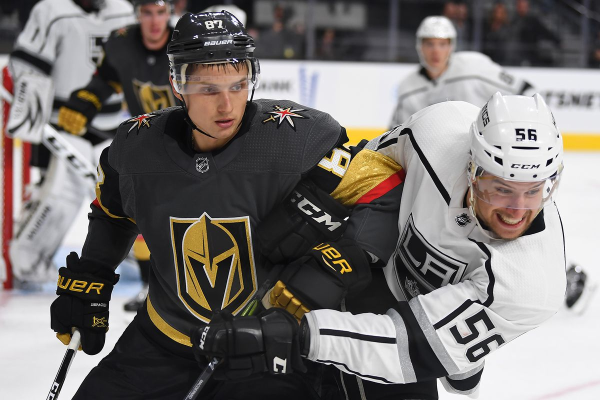 Golden Knights Place Fleury, Marchessault On IR