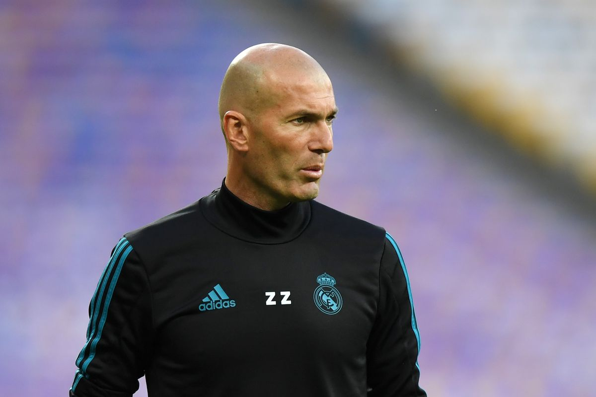 Zidane Explains Why he Left Real  Madrid. Post From Quora to Naijastent.ga