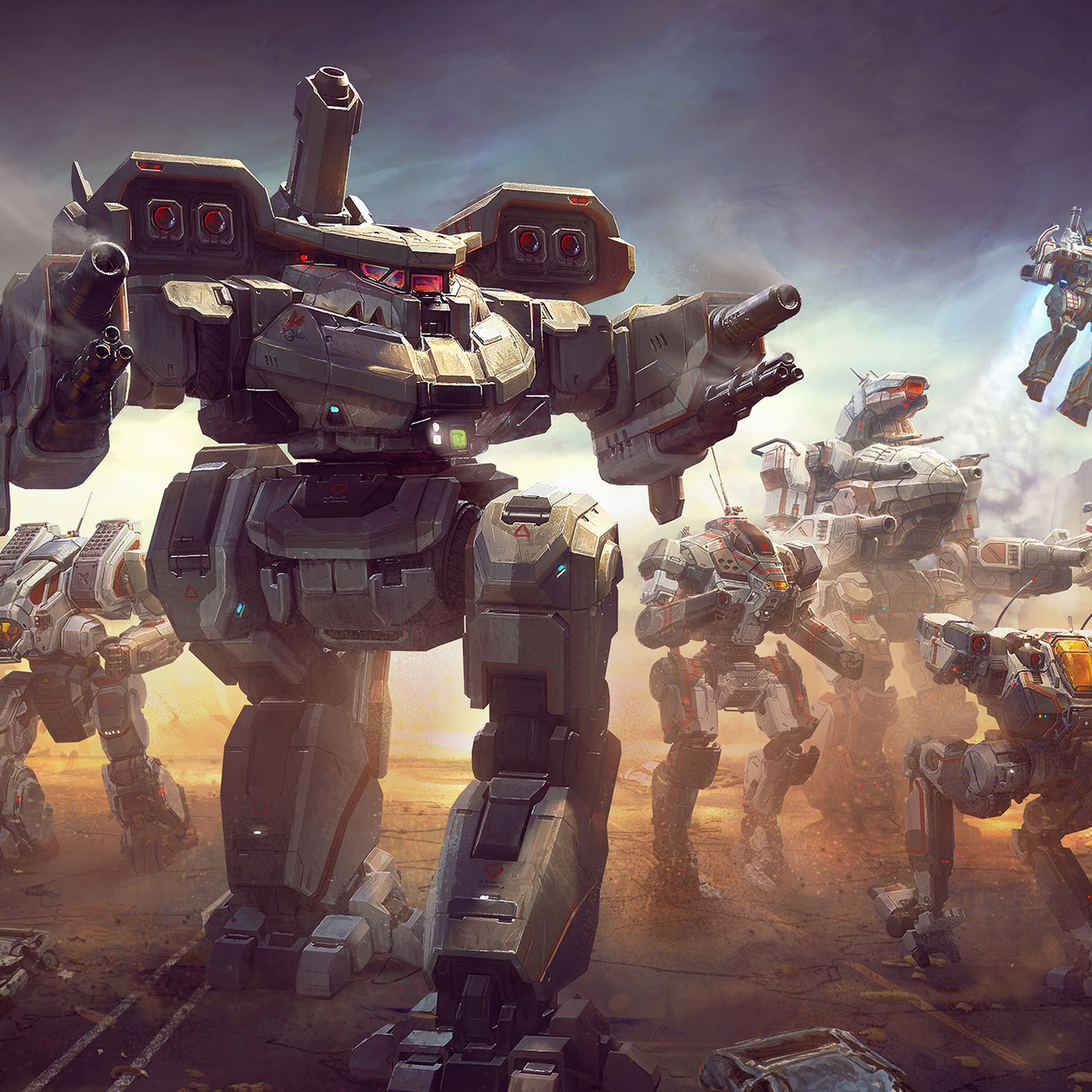 Battletech 2020 Mech List.Battletech S Next Update Brings 10 New Mechs In All Plus A