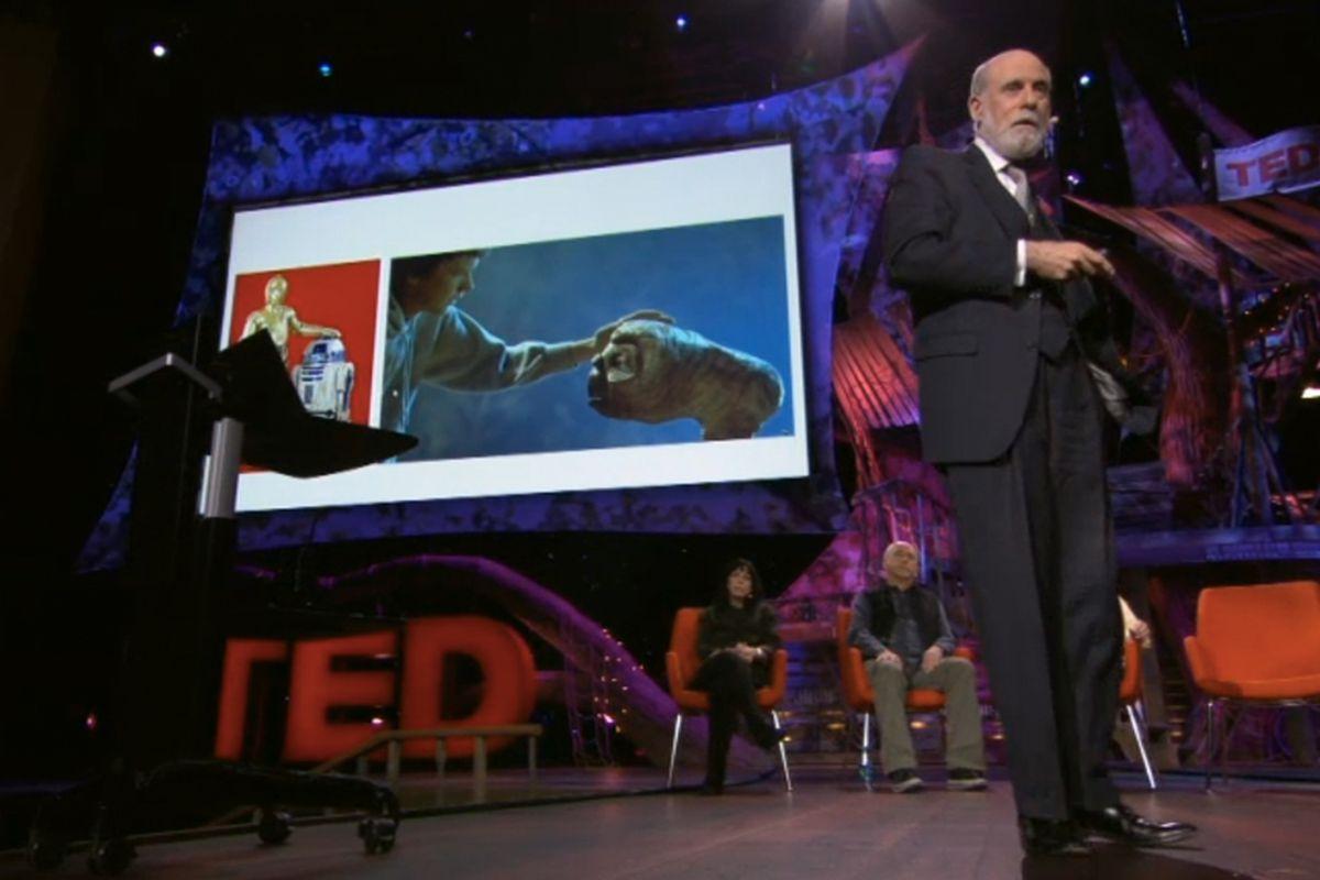 Vint Cerf TED 2013