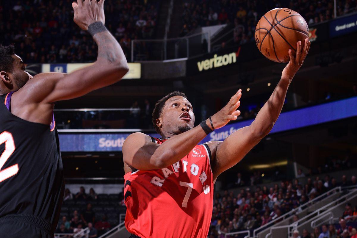 Five thoughts recap: Toronto Raptors 123, Phoenix Suns 114, Kyle Lowry