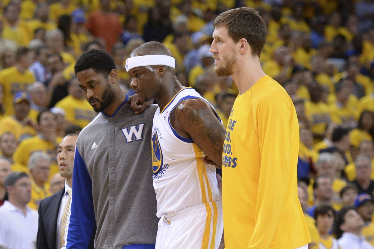Jermaine O Neal listed as questionable for Golden State Warriors