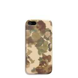 """<a href=""""http://f.curbed.cc/f/Coach_031014_iPhone"""">iPhone5 Case in Camo Floral Printed Molded Plastic</a>, $38"""
