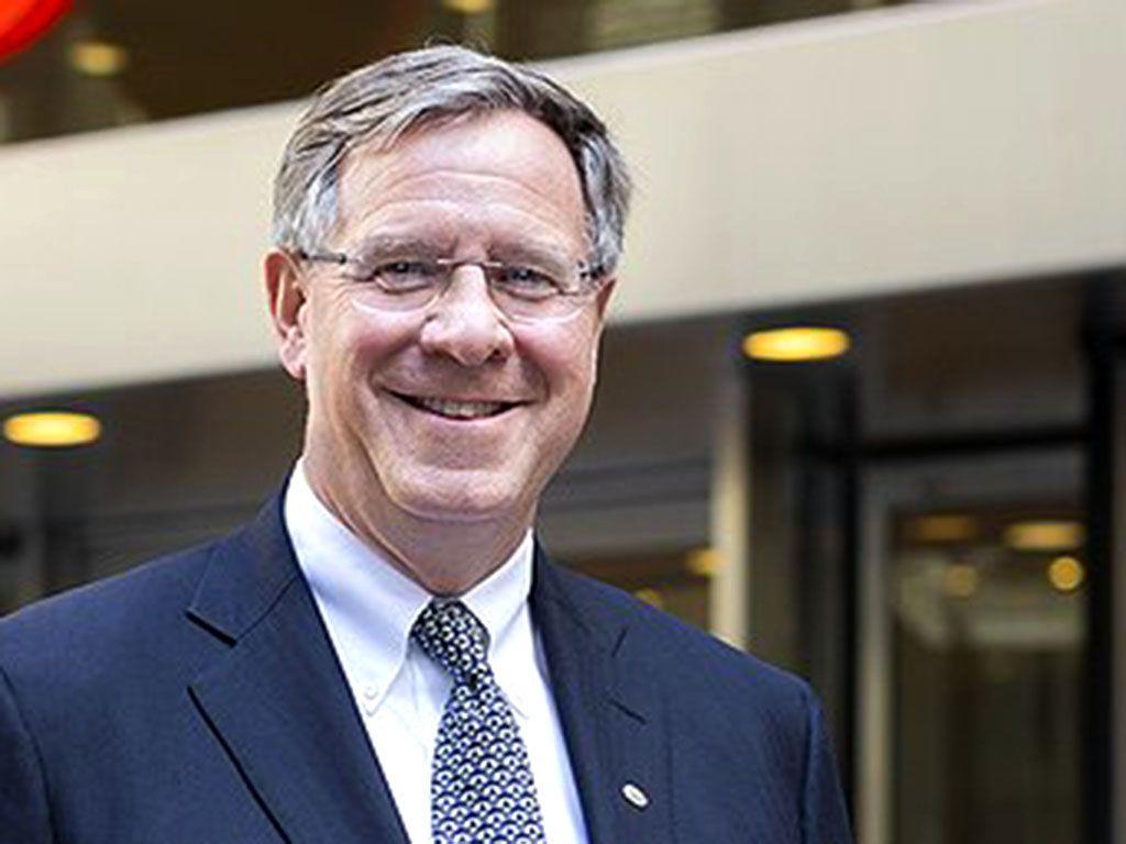 David Casper, president and CEO of BMO Harris Bank