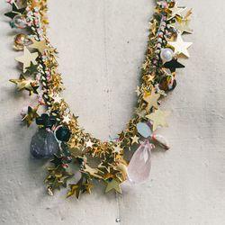'Supernova' necklace, $295