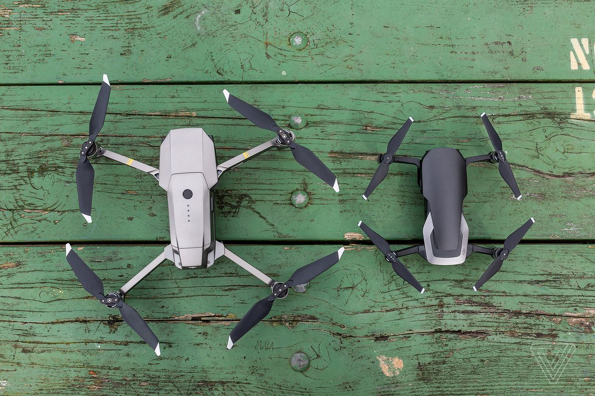 DJI Mavic Air review: portable photographer - The Verge