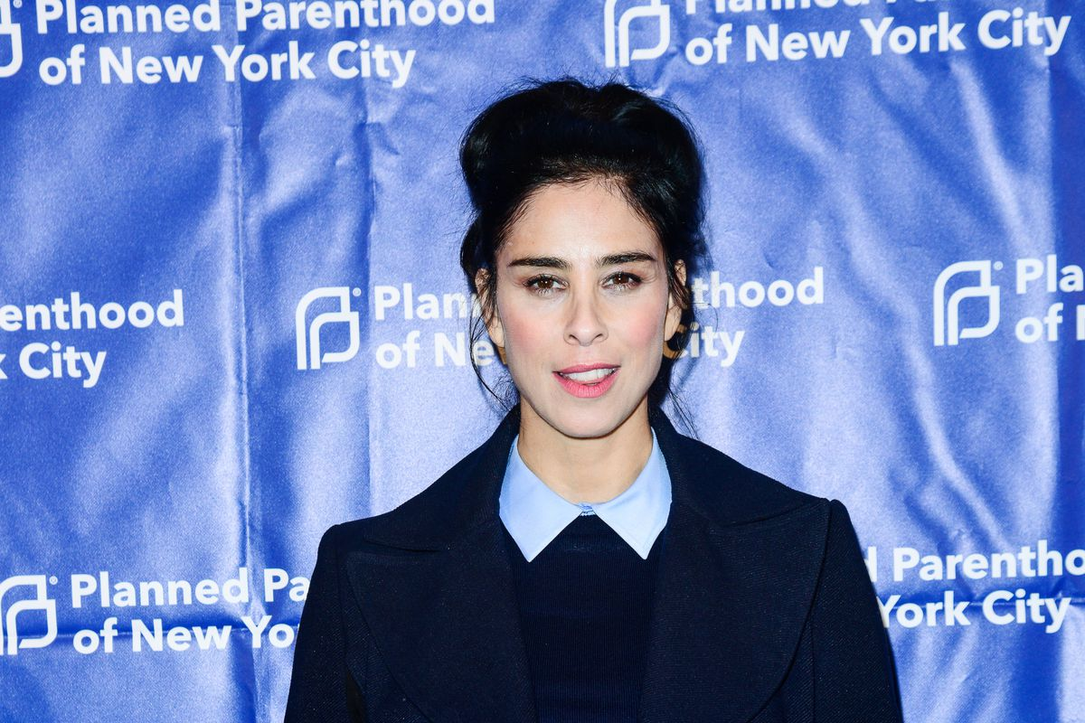 """Sarah Silverman on """"Funny"""" in 2019, Cancel Culture, 'Big Mouth"""