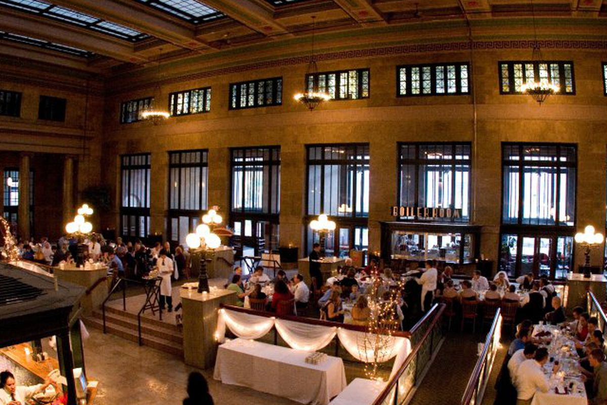 Could Christos be leaving Union Depot?