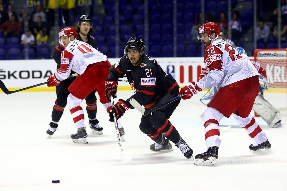 Canada v Denmark: Group A - 2019 IIHF Ice Hockey World Championship Slovakia