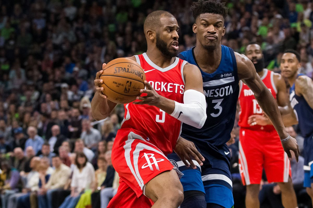 46b048114309 Rockets vs. Timberwolves 2018 live results  Houston takes commanding 3-1  lead over Minnesota