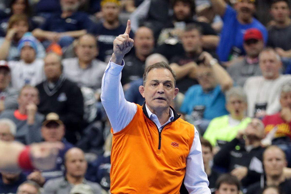 2019 NCAA Div I Wrestling Championships Session Six