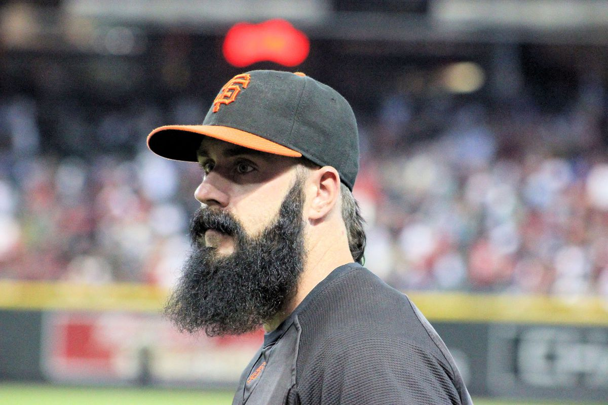 Brian Wilson is the father of the feared beard.